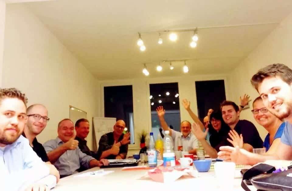 Der Ak Social Media der networker NRW