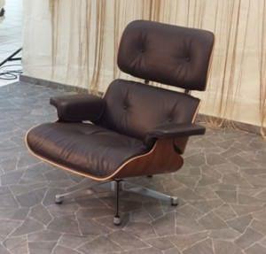 Lounge Chair ohne Burkhard Asmuth