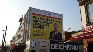 Netflix Werbung Better Call Saul Deutschland