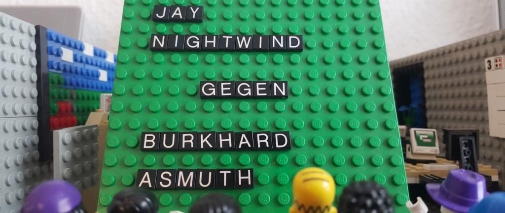 LEGO-Buchstaben
