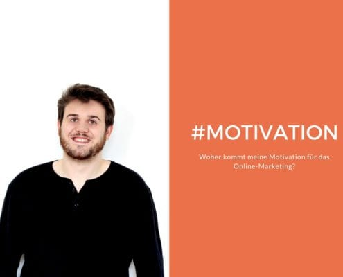 Motivation für das Online-Marketing