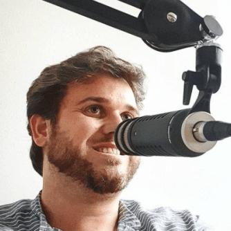 Podcaster Burkhard Asmuth